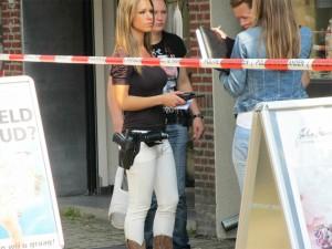 lekkere politie agente